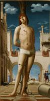 Der Heilige Sebastian/聖セバスティアヌス