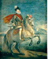 Philipp III. zu Pferde