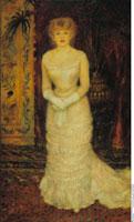 Portrat der Schauspielerin Janna Samari
