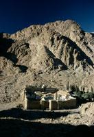シナイ山とセント・カテリーナ修道院