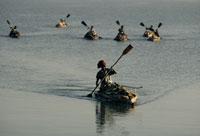 タナ湖の葦船