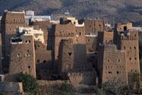 アシール地方の民家