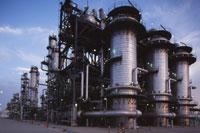 石油化学コンビナート 26140000831| 写真素材・ストックフォト・画像・イラスト素材|アマナイメージズ