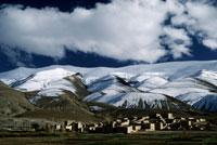 オート・アトラス山中の村