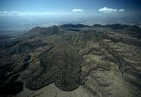 ダナキル砂漠の火山