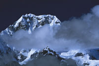 アウサンガテ峰
