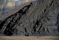 ヒマラヤ造山運動の痕跡