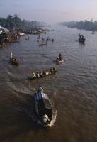 メコン川の朝