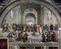 School of Athens/アテネの学堂 26144000022| 写真素材・ストックフォト・画像・イラスト素材|アマナイメージズ