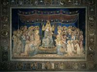 荘厳の聖母(マエスタ)