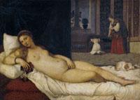The Venus of Urbino/ウルビーノのヴィーナス