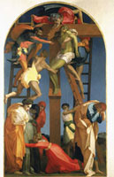 The Deposition of the Cross.