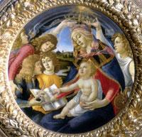 Madonna of the Magnificat./マニフィカトの聖母 26144000119| 写真素材・ストックフォト・画像・イラスト素材|アマナイメージズ