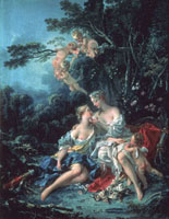 Jupiter and Callixtus/ユピテルとカリスト