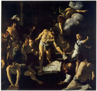 The Martyrdom of St. Matthew/聖マタイの殉教