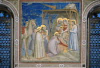 Adoration of the Magi'
