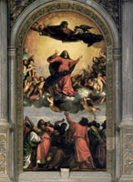 The Assumption of the Virgin,