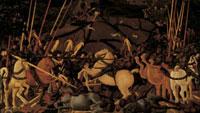 Battle of San Romano/サン・ロマーノの戦い