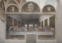 Last Supper/最後の晩餐(修復後) 26144000213| 写真素材・ストックフォト・画像・イラスト素材|アマナイメージズ