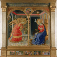 The Annunciation/受胎告知