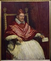 Portrait of Innocent X/教皇イノケンティウス十世 26144000217| 写真素材・ストックフォト・画像・イラスト素材|アマナイメージズ