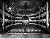 The Teatro della Pergola in Florence