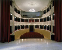 The Teatro degli Animose in Marradi
