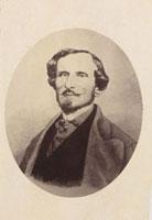 Portrait of Baron Bettino Ricasoli