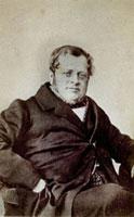 Three-quarter length portrait of the illustrious statesman C