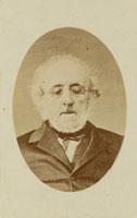 Portrait of the historian and politician Gino Capponi (1792-