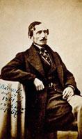 Portrait of the Prime Minister Bettino Ricasoli,in office f