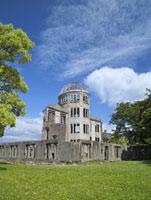 原爆ドーム 28142003144| 写真素材・ストックフォト・画像・イラスト素材|アマナイメージズ