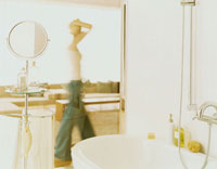 バスルーム 30006001768| 写真素材・ストックフォト・画像・イラスト素材|アマナイメージズ