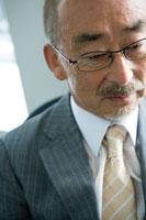 日本人ビジネスマンのポートレート 30006003079A| 写真素材・ストックフォト・画像・イラスト素材|アマナイメージズ