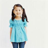 日本人の女の子のポートレイト