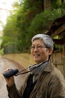 日本人シニア女性 30017000115| 写真素材・ストックフォト・画像・イラスト素材|アマナイメージズ