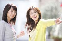 日本人の20代女性2人