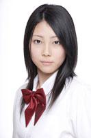制服姿の日本人の女子高生 30018000657C| 写真素材・ストックフォト・画像・イラスト素材|アマナイメージズ