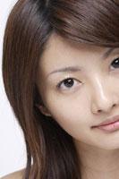 20代日本人女性のビューティーイメージ 30018001287| 写真素材・ストックフォト・画像・イラスト素材|アマナイメージズ