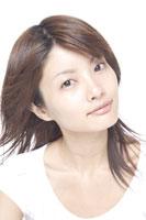 20代日本人女性のビューティーイメージ 30018001293| 写真素材・ストックフォト・画像・イラスト素材|アマナイメージズ