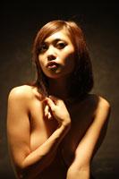 20代日本人女性のビューティーイメージ