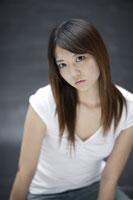 20代日本人女性のビューティーイメージ 30018001365| 写真素材・ストックフォト・画像・イラスト素材|アマナイメージズ