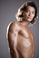 20代日本人男性のビューティーイメージ