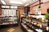 和菓子屋イメージ 30020000241| 写真素材・ストックフォト・画像・イラスト素材|アマナイメージズ