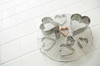ハート型のキッチンツール 30036000196| 写真素材・ストックフォト・画像・イラスト素材|アマナイメージズ