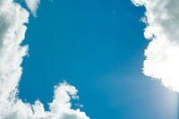 空と雲 30037000084| 写真素材・ストックフォト・画像・イラスト素材|アマナイメージズ