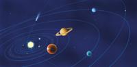 太陽系 32010000075| 写真素材・ストックフォト・画像・イラスト素材|アマナイメージズ