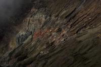阿蘇山火口の様子