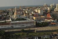 カルタヘナ旧市街にあるサン・ペドロ・クラベール寺院
