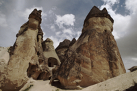 カッパドキア ゼルヴェの谷